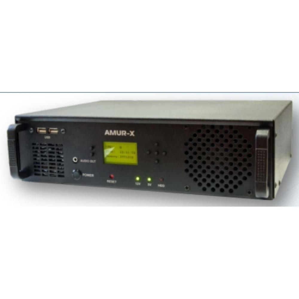 Автономний пристрій запису, зберігання і обробки інформації AMUR-X