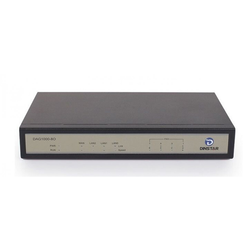 VoIP шлюз Dinstar DAG1000-4O