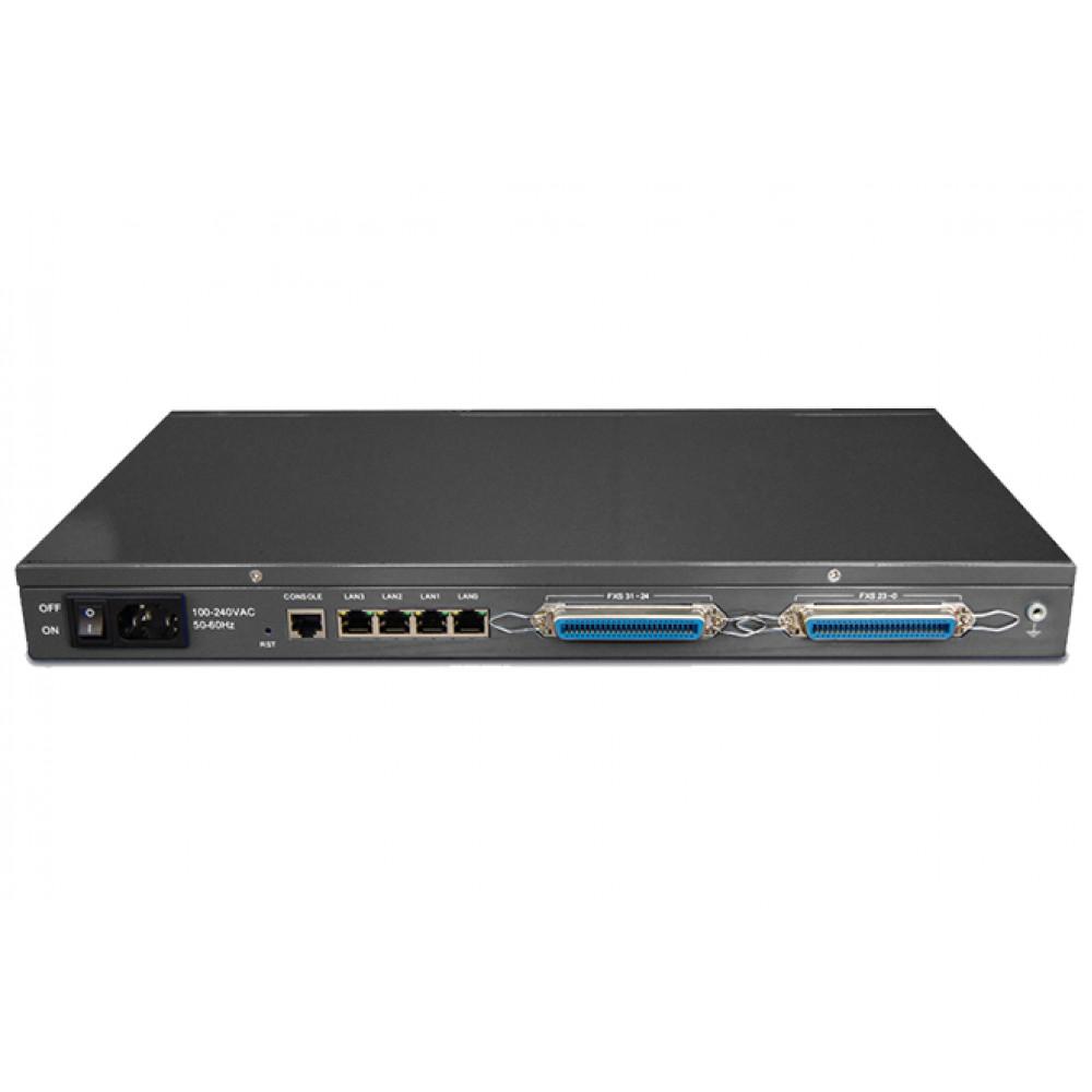 VoIP шлюз Dinstar DAG2000-24S