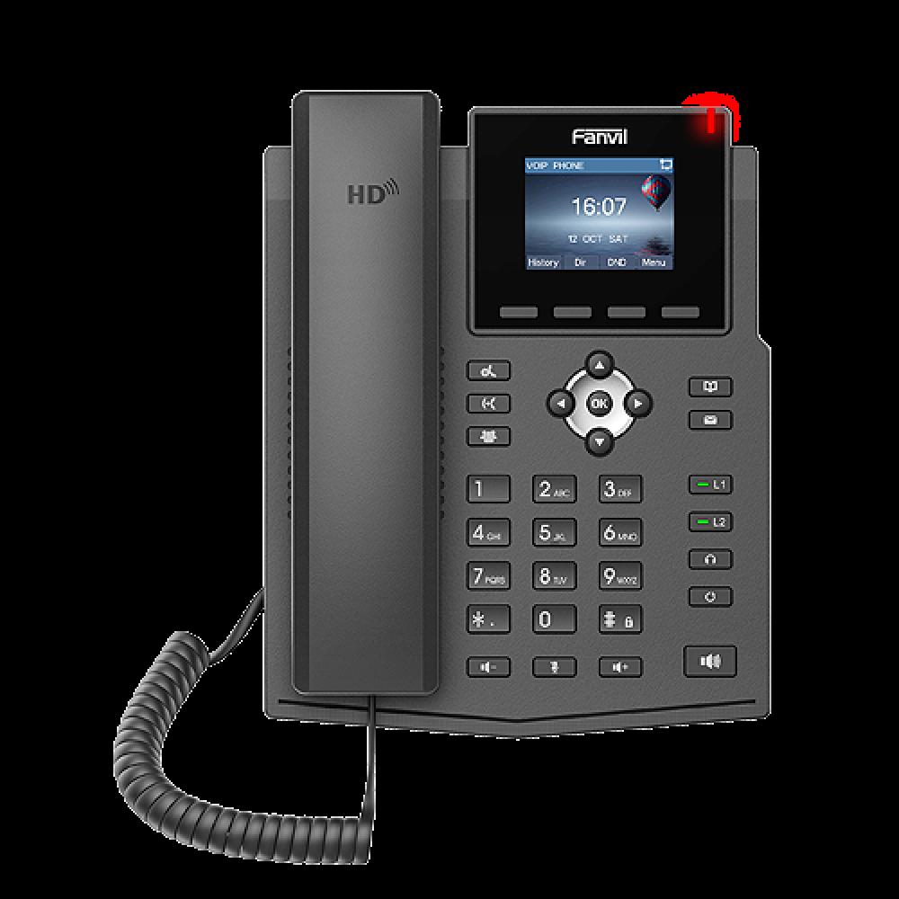IP телефон Fanvil X3SP (v2)