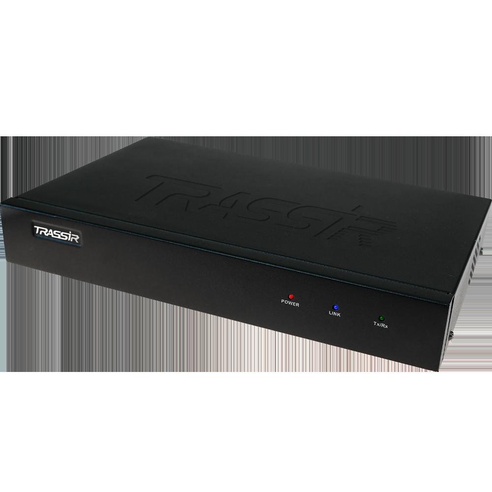 Мережевий відеореєстратор TRASSIR MiniNVR AnyIP 9