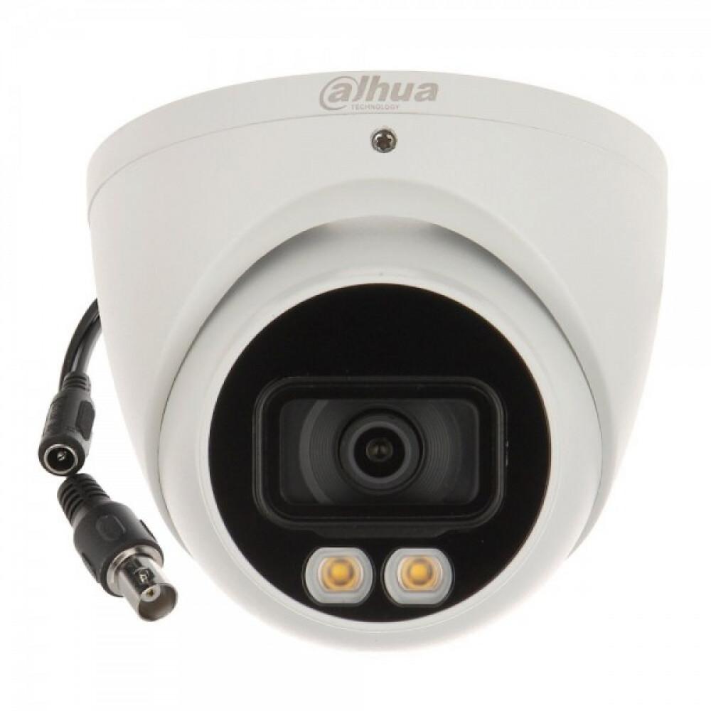 2Мп HDCVI відеокамеру Dahua з вбудованим мікрофоном Dahua DH-HAC-HDW1239TP-A-LED (3.6 мм)