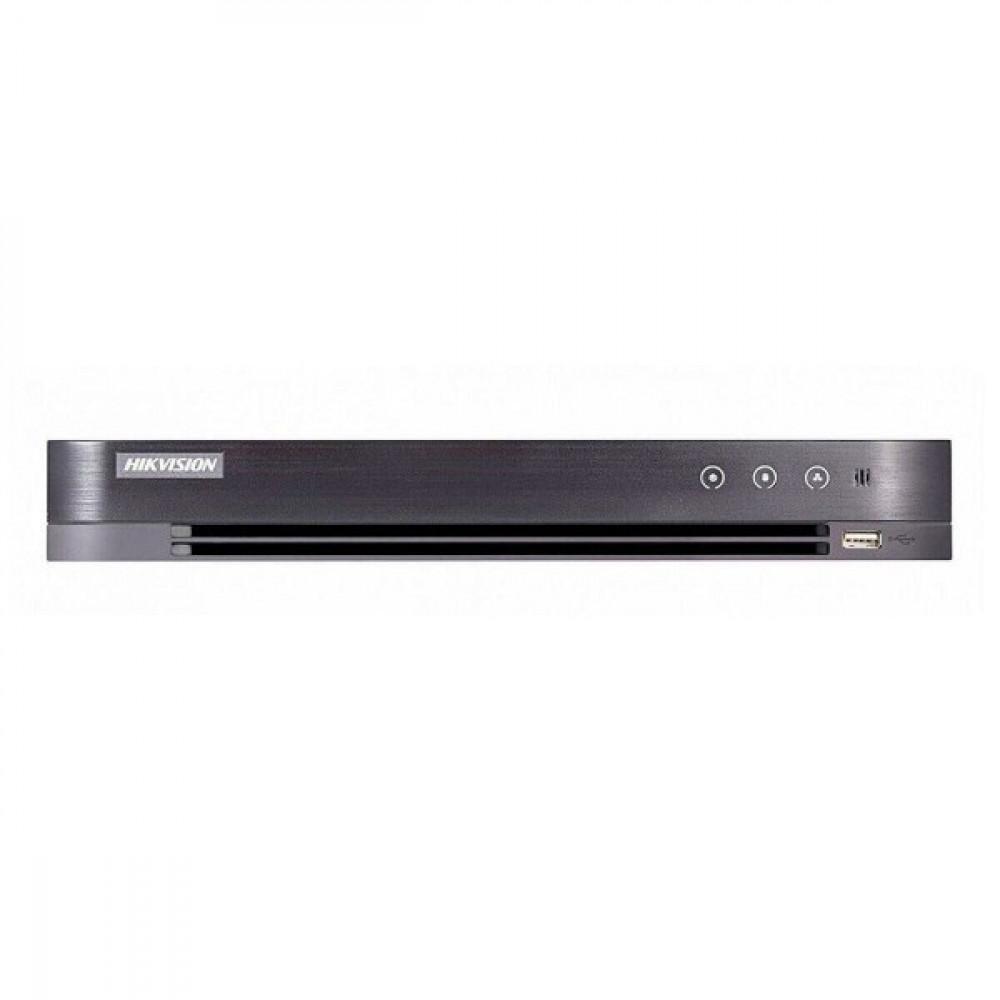 16-канальний Turbo HD відеореєстратор Hikvision iDS-7216HQHI-M1/S