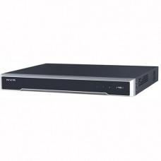 16-канальний NVR c PoE комутатором на 16 портів Hikvision DS-7616NI-I2/16P