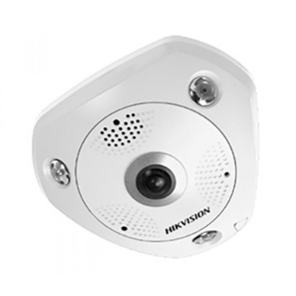 12Мп Fisheye IP камера серії DeepinView з об'єктивом ImmerVision Hikvision DS-2CD63C5G0-IVS