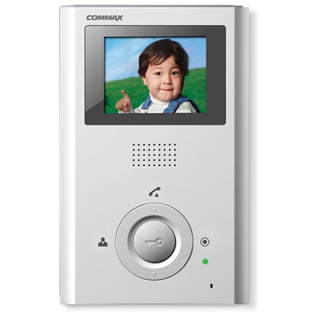 Відеодомофон Commax CDV-35H з панеллю виклику DRC-4CPN2