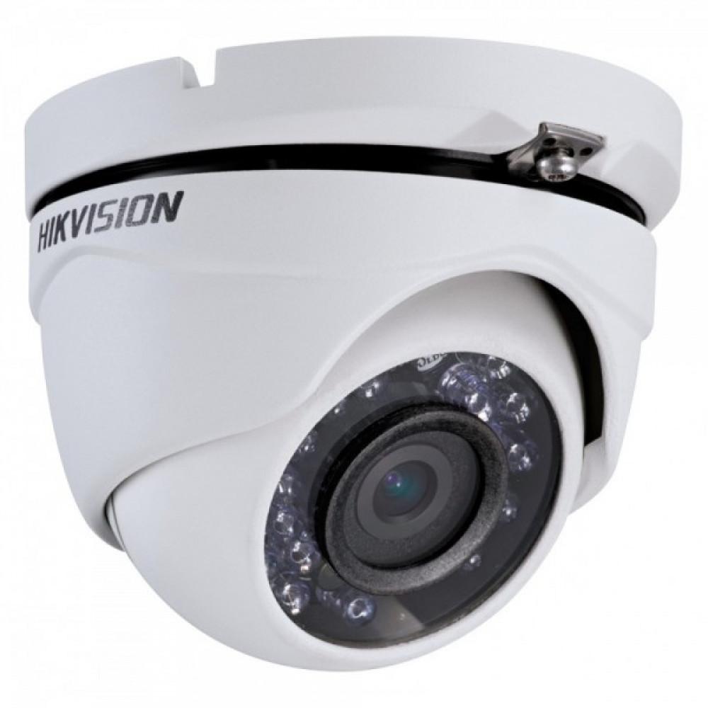 HD-TVI відеокамера Hikvision DS-2CE56D0T-IRMF (6мм)