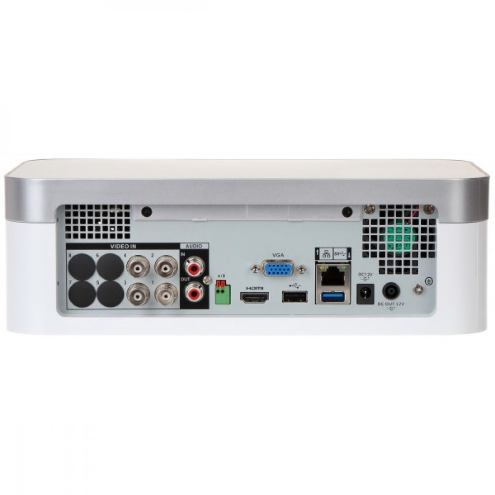 4-канальний 4K XVR Dahua DHI-XVR7104E-4KL-X