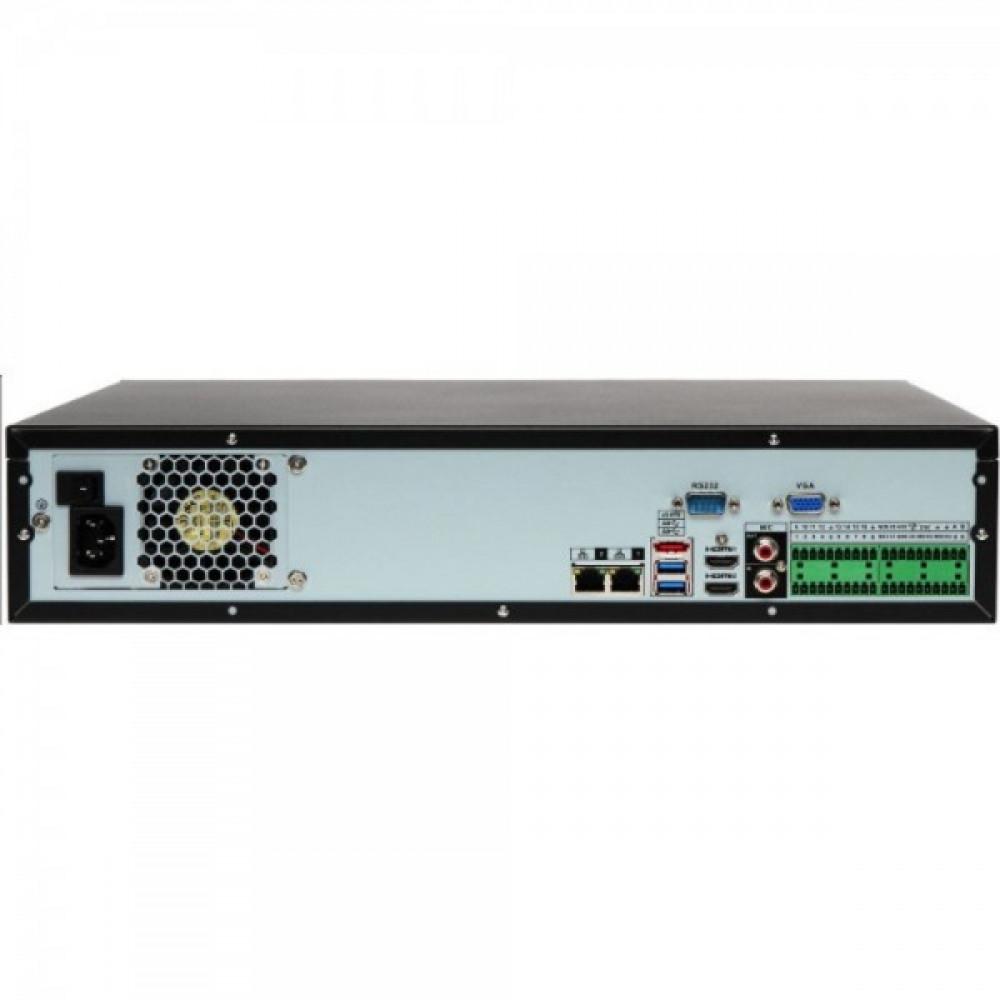 64-канальний 4K мережевий відеореєстратор Dahua DH-NVR5864-4KS2