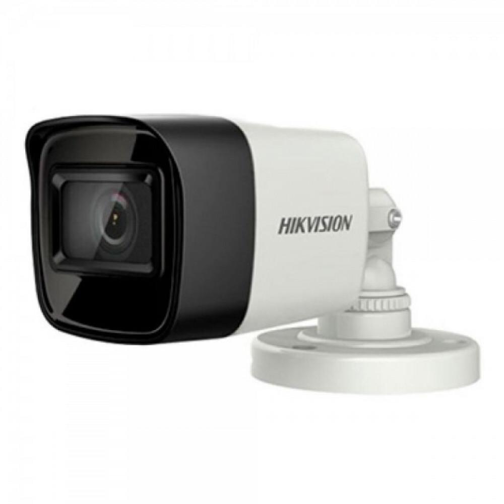 8Мп Turbo HD відеокамера Hikvision Hikvision DS-2CE16U0T-IT3F (3.6мм)