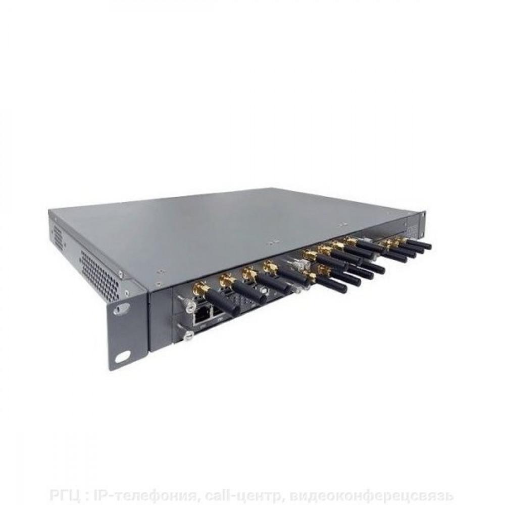 Модульний GSM шлюз Openvox VS-GW1600v2-16G
