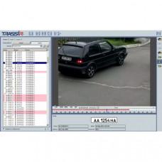 Модуль AutoTRASSIR системи розпізнавання автономерів (LPR) 1 канал до 30 км\год