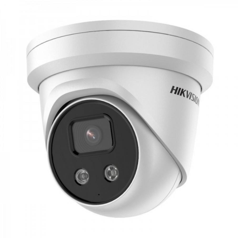 4Мп IP відеокамера Hikvision c детектором осіб та функціями Smart Hikvision DS-2CD2346G2-I (2.8 мм)