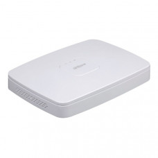 4-канальний Smart 4K мережевий відеореєстратор Dahua DHI-NVR2104-4KS2