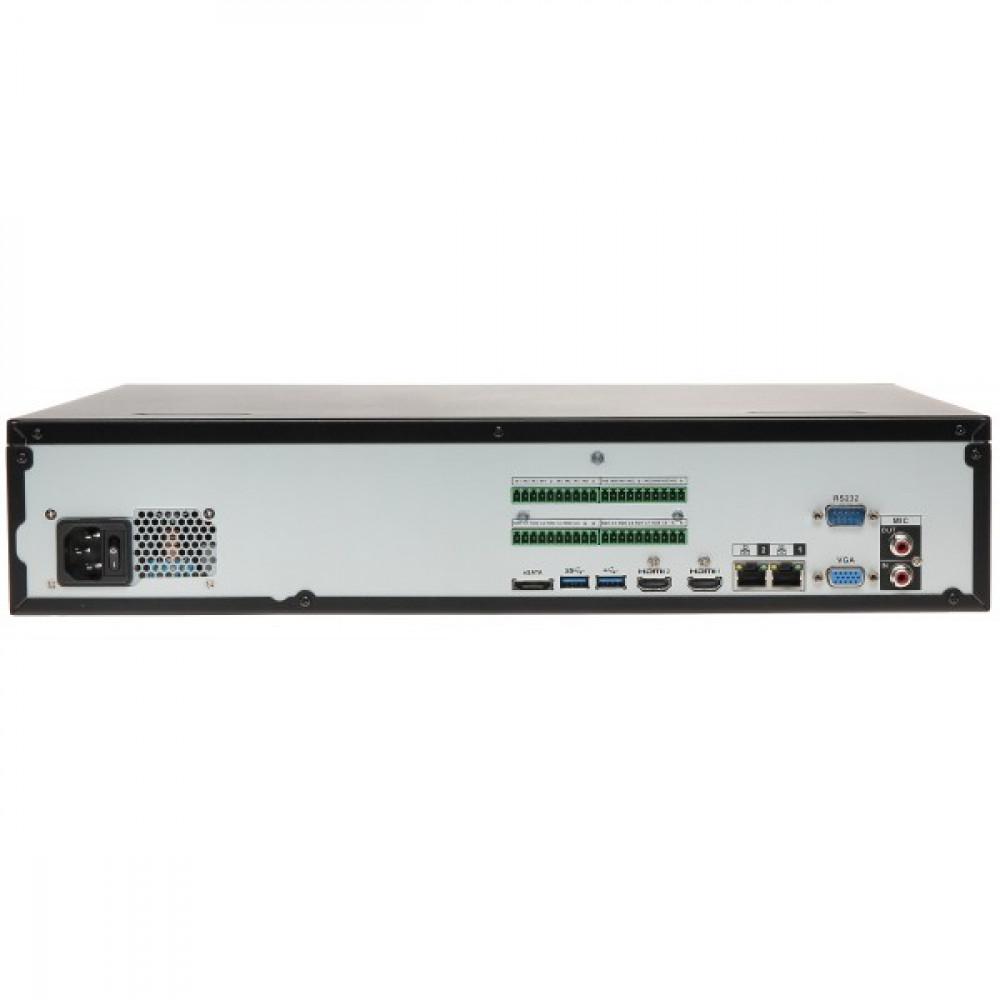 32-канальний 4K мережевий відеореєстратор Dahua DH-NVR608-32-4KS2