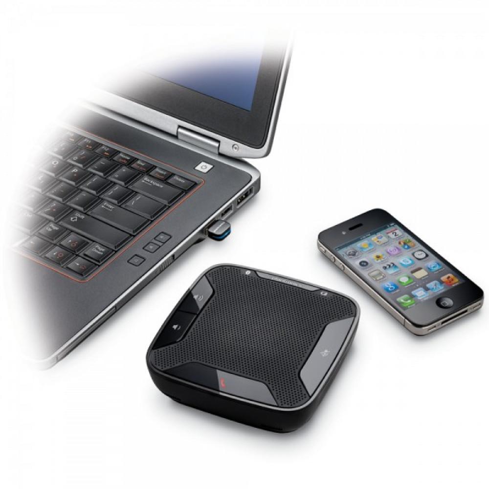 USB, бездротовий спікерфон Plantronics Calisto 620-M