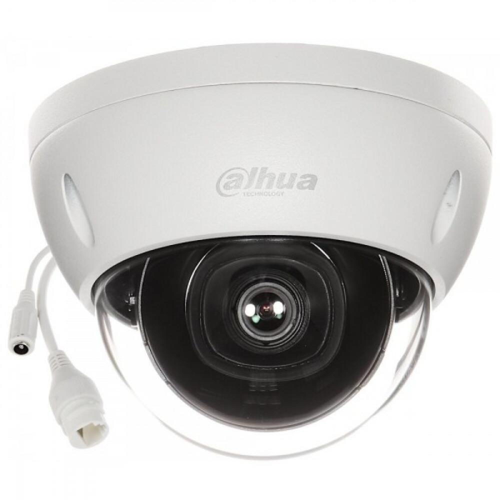 2Мп IP відеокамеру Dahua з ІЧ підсвічуванням Dahua DH-IPC-HDBW2230EP-S-S2 (2.8 мм)