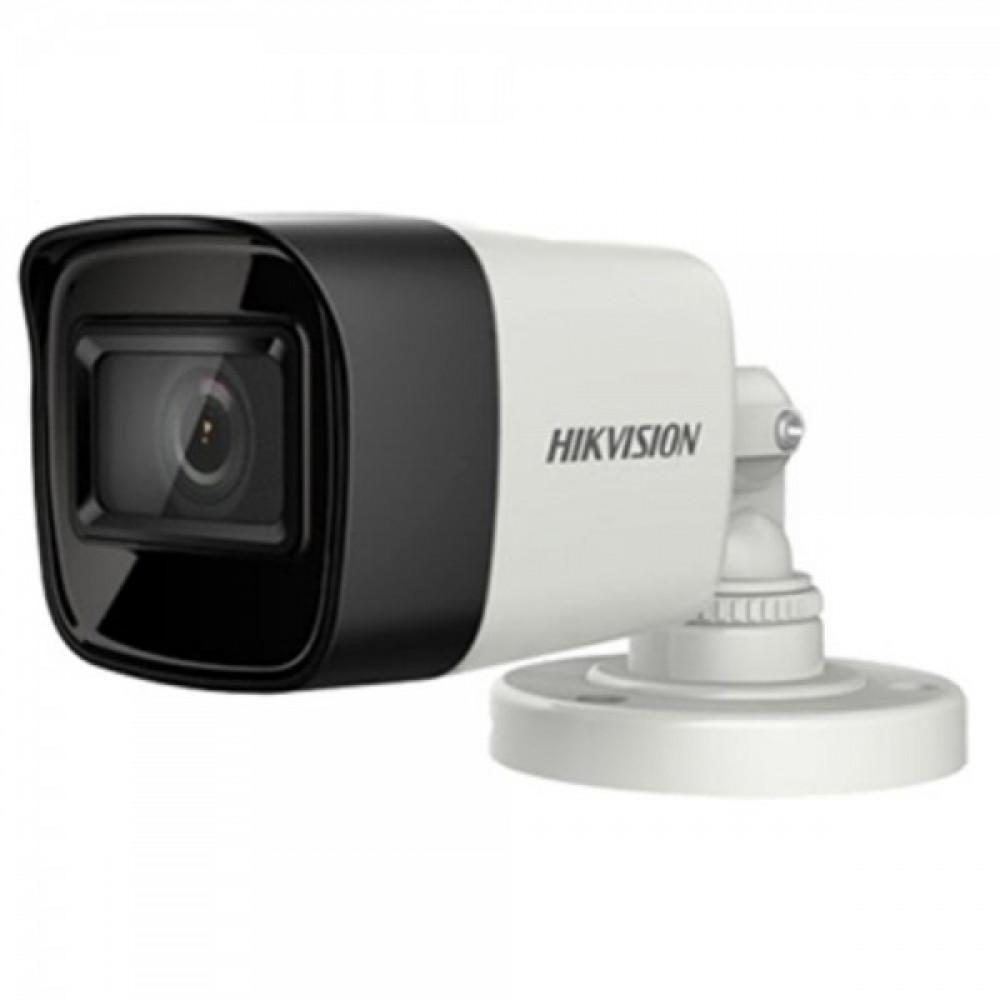 8Мп Turbo HD відеокамера Hikvision Hikvision DS-2CE16U0T-ITF (2.8 мм)