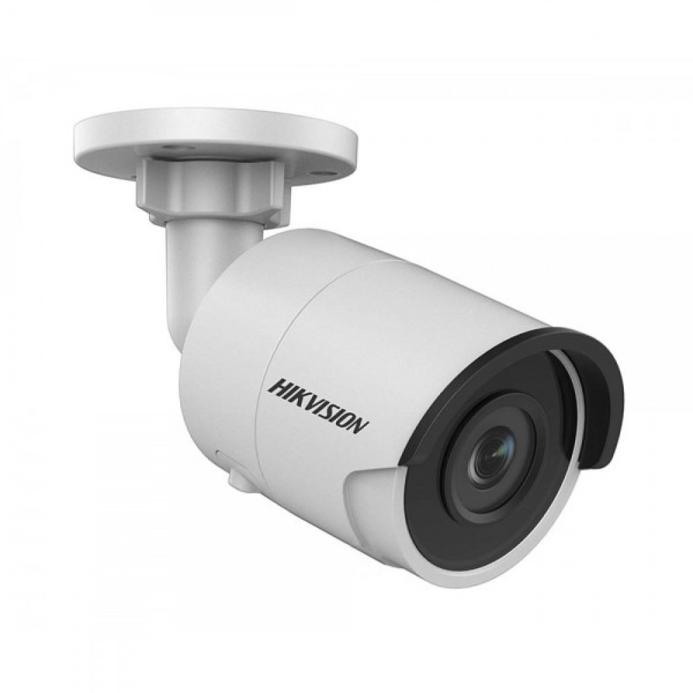 8Мп відеокамера Hikvision з функціями IVS і детектором осіб Hikvision DS-2CD2083G0-I (4 мм)