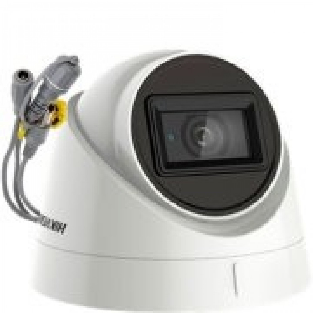 2.0 Мп Turbo HD відеокамера Hikvision DS-2CE78D3T-IT3F 2.8mm
