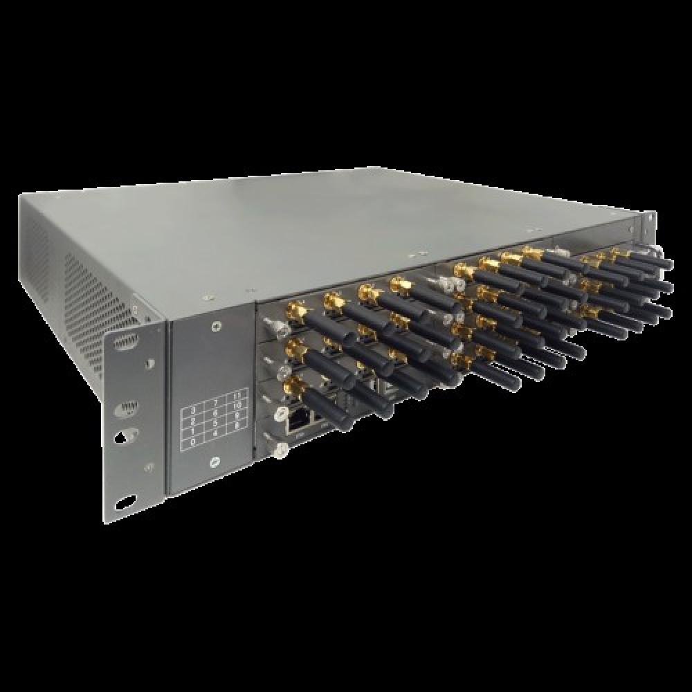 Модульний GSM шлюз Openvox VS-GW2120v2-40G