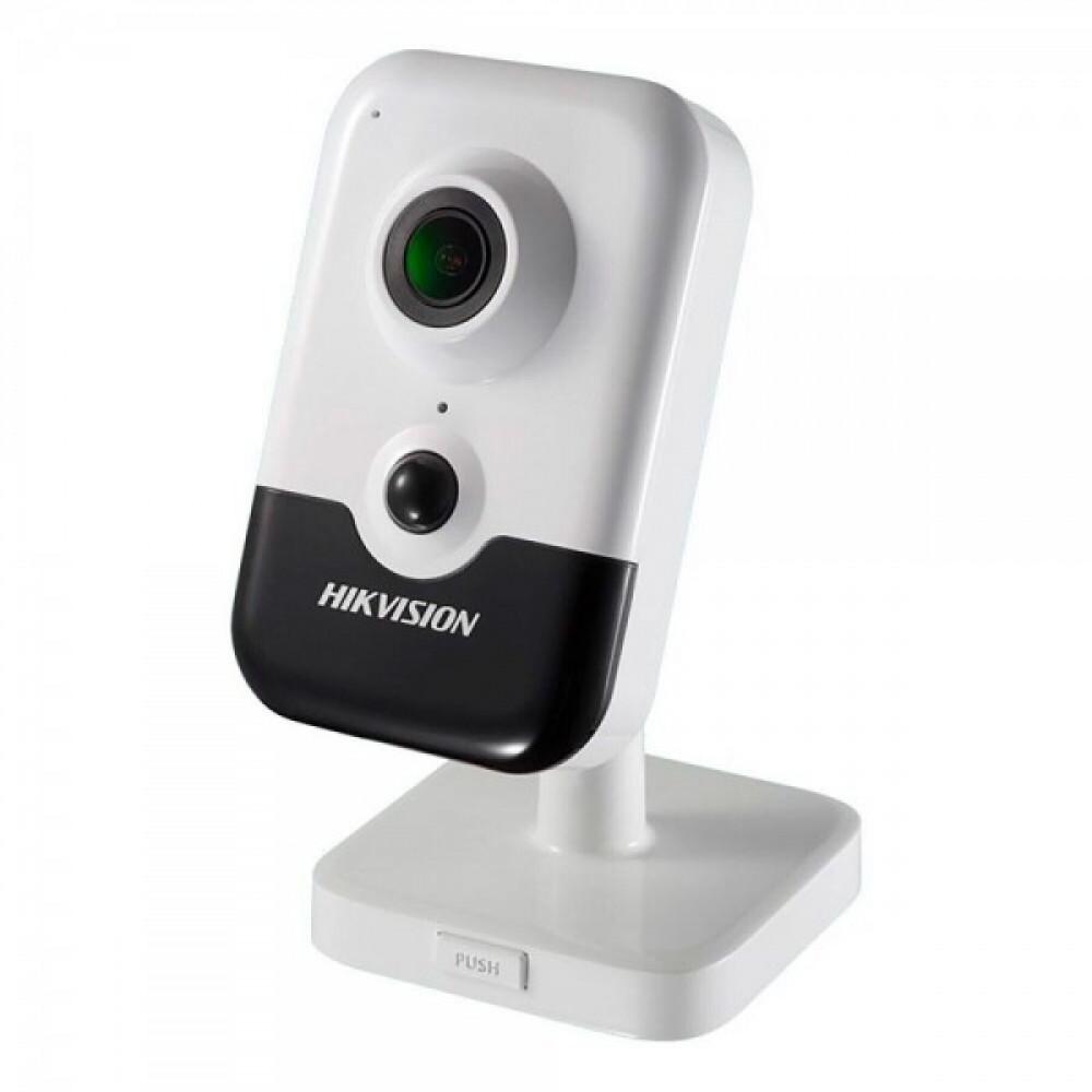 6Мп IP відеокамера Hikvision c детектором осіб та функціями Smart Hikvision DS-2CD2463G0-IW (2.8 мм)
