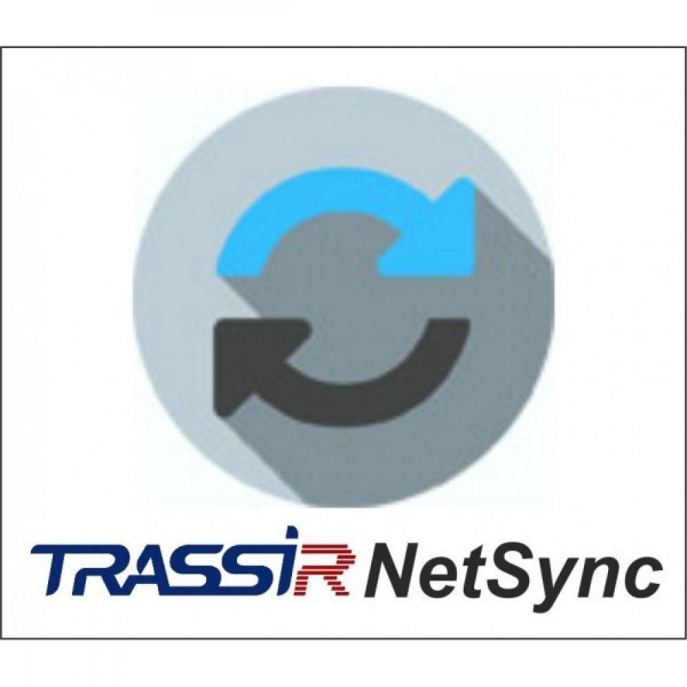 Проф. ПЗ TRASSIR NetSync для синхронізації архіву 1-го кожного відеоканалу з іншого сервера TRASSIR