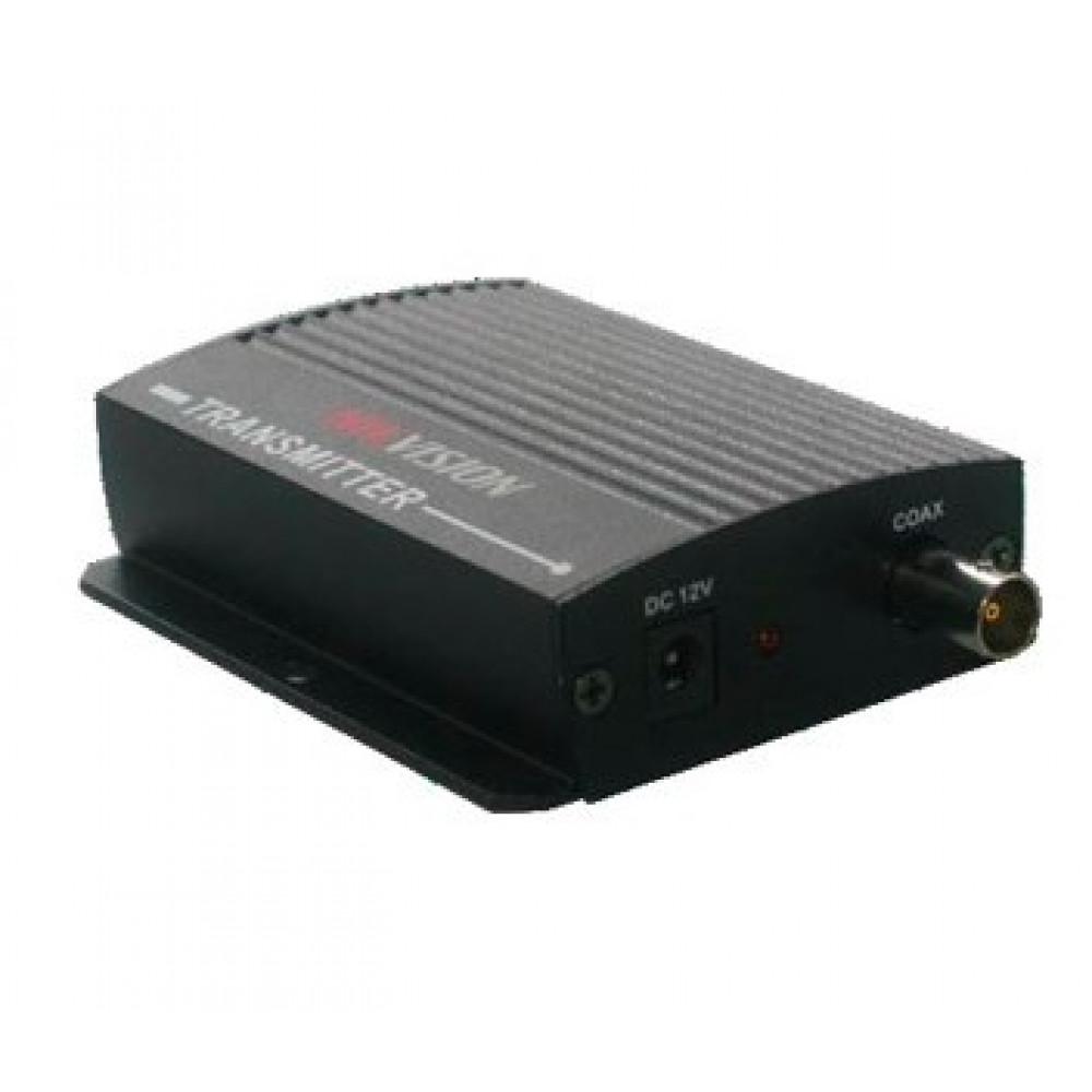Конвертер сигналу c PoE (предатчик) Hikvision DS-1H05-T/E