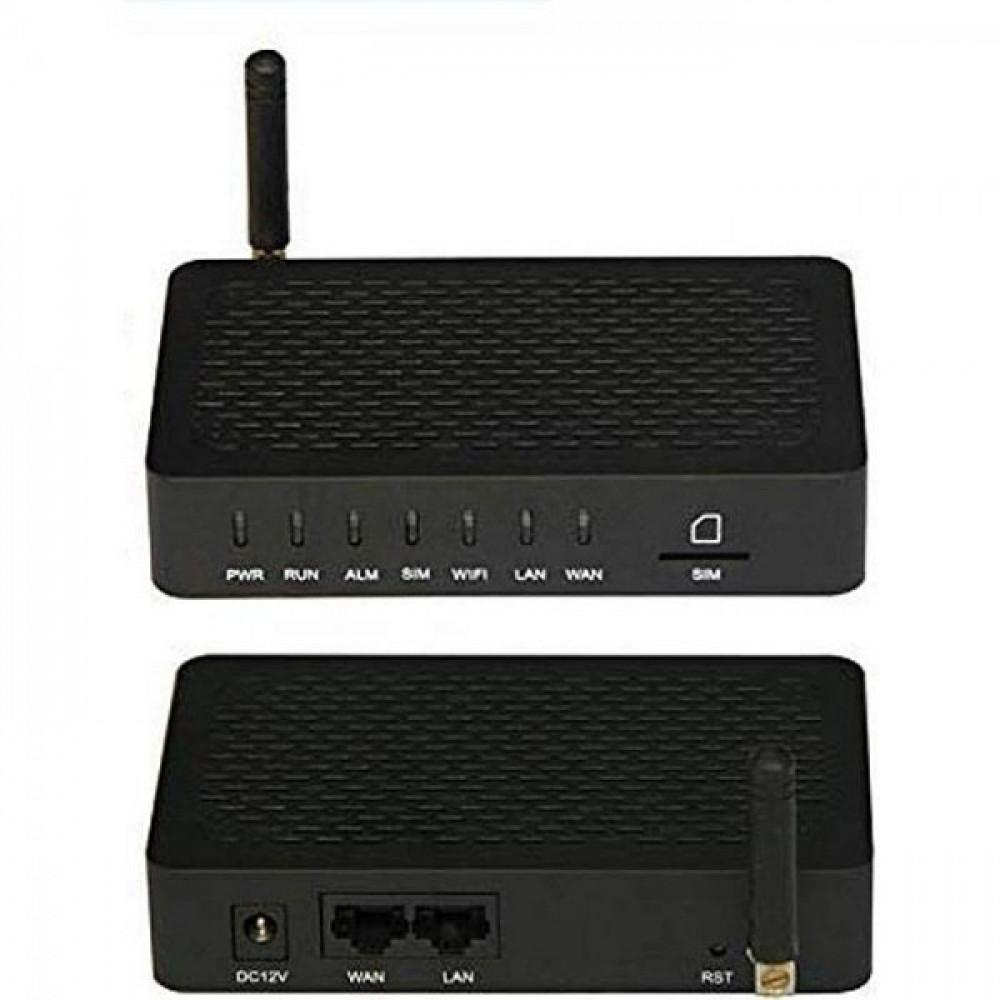 GSM шлюз Dinstar UC2000-VA-1G-V122