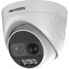 2Мп Turbo HD відеокамера з датчиком PIR Hikvision DS-2CE72DFT-PIRXOF (3.6 мм)