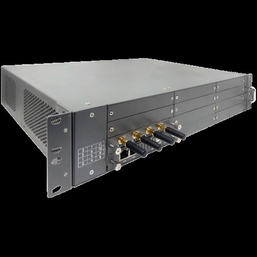 Модульний GSM шлюз Openvox VS-GW2120v2-4G
