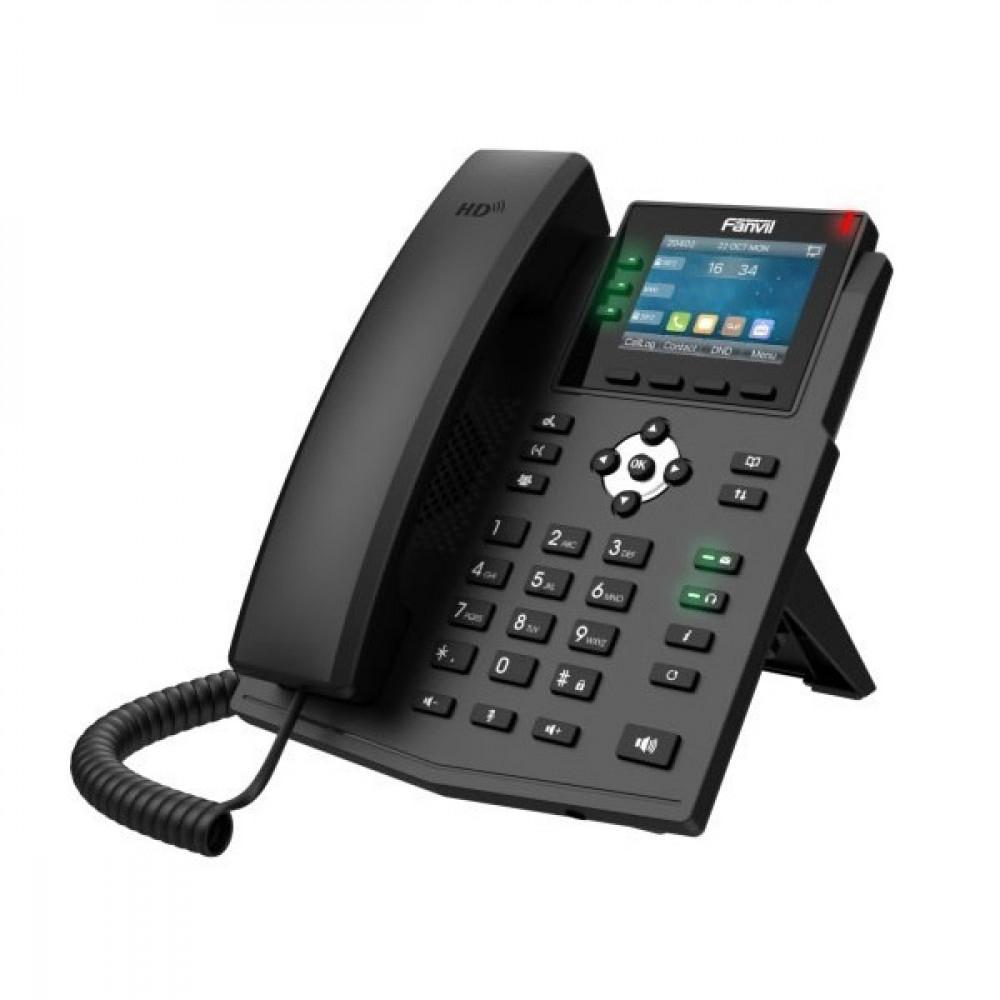 IP телефон Fanvil X3U