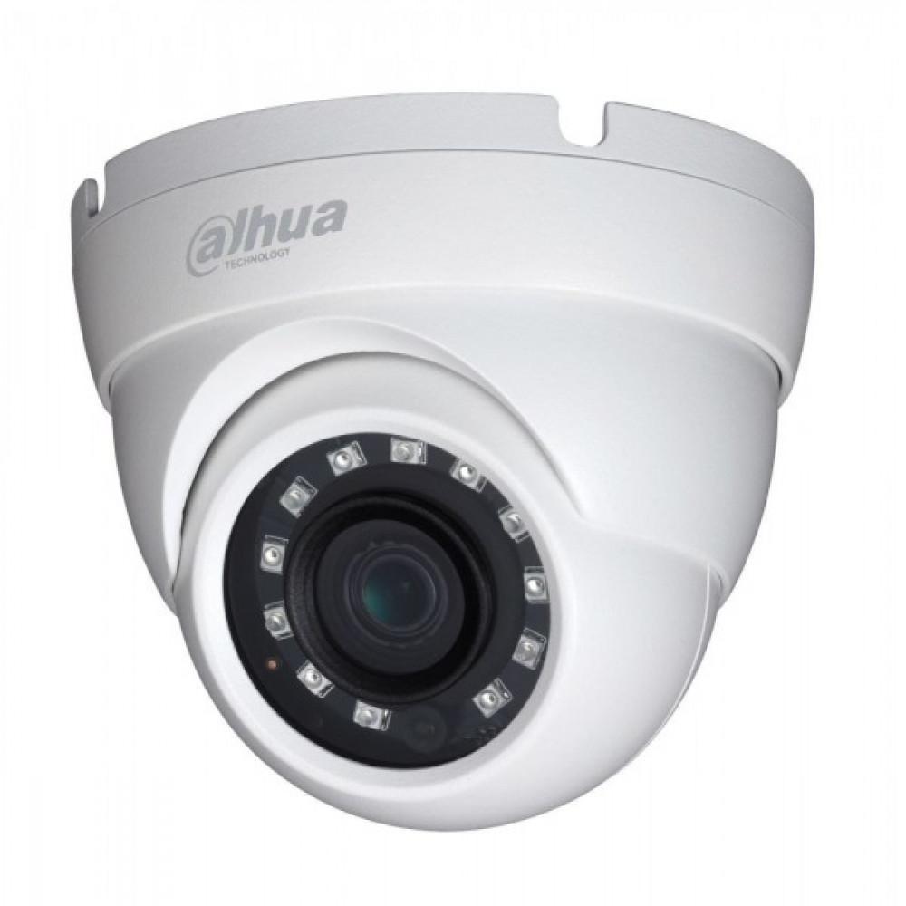 2 Мп HDCVI відеокамера Dahua DH-HAC-HDW1200MP (2.8 мм)