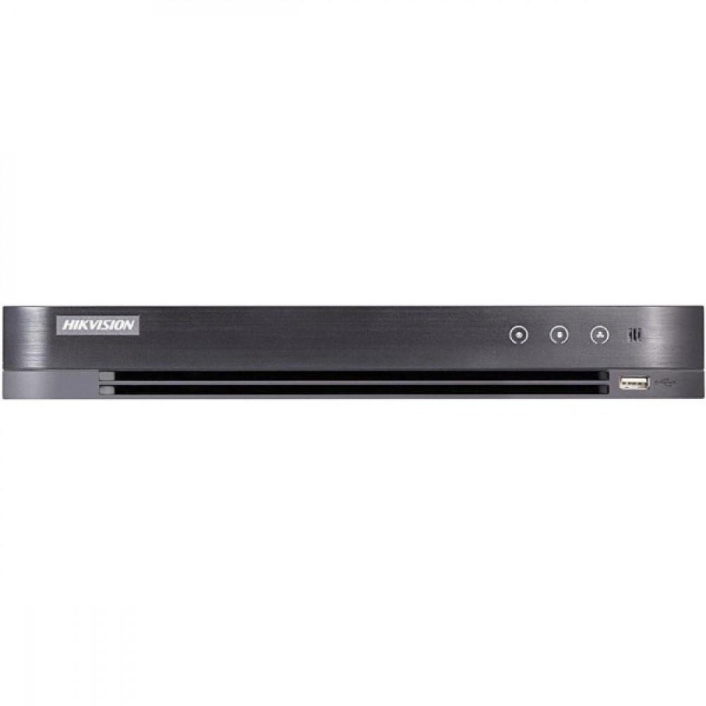 4-канальний ACUSENSE 1U H. 265 Hikvision iDS-7204HUHI-M1/S
