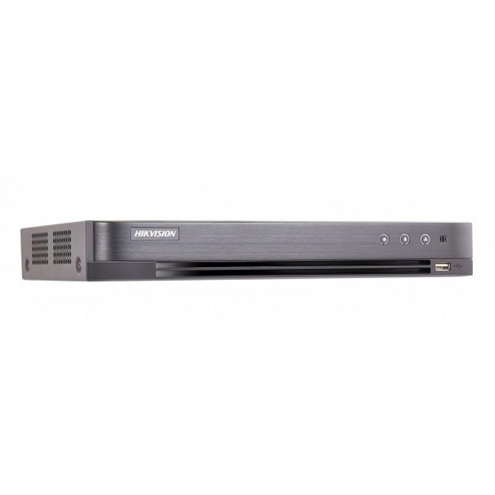8-канальний Turbo HD відеореєстратор Hikvision DS-7208HQHI-K2