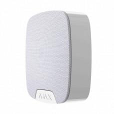 Бездротова кімнатна сирена Ajax HomeSiren білий
