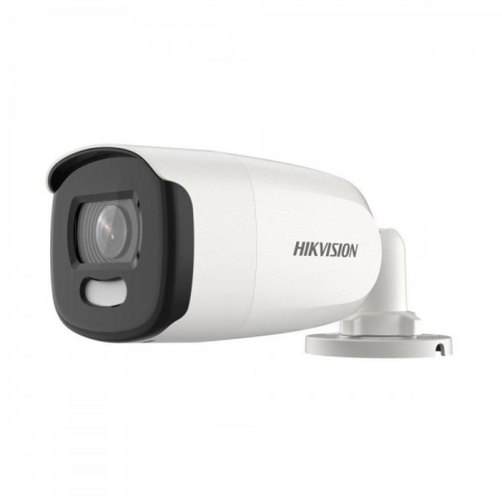 5Мп ColorVu Turbo HD відеокамера Hikvision Hikvision DS-2CE12HFT-F (3.6 мм)