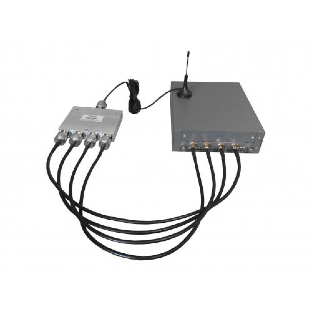 GSM суматор 4 в 1 Openvox RFB104