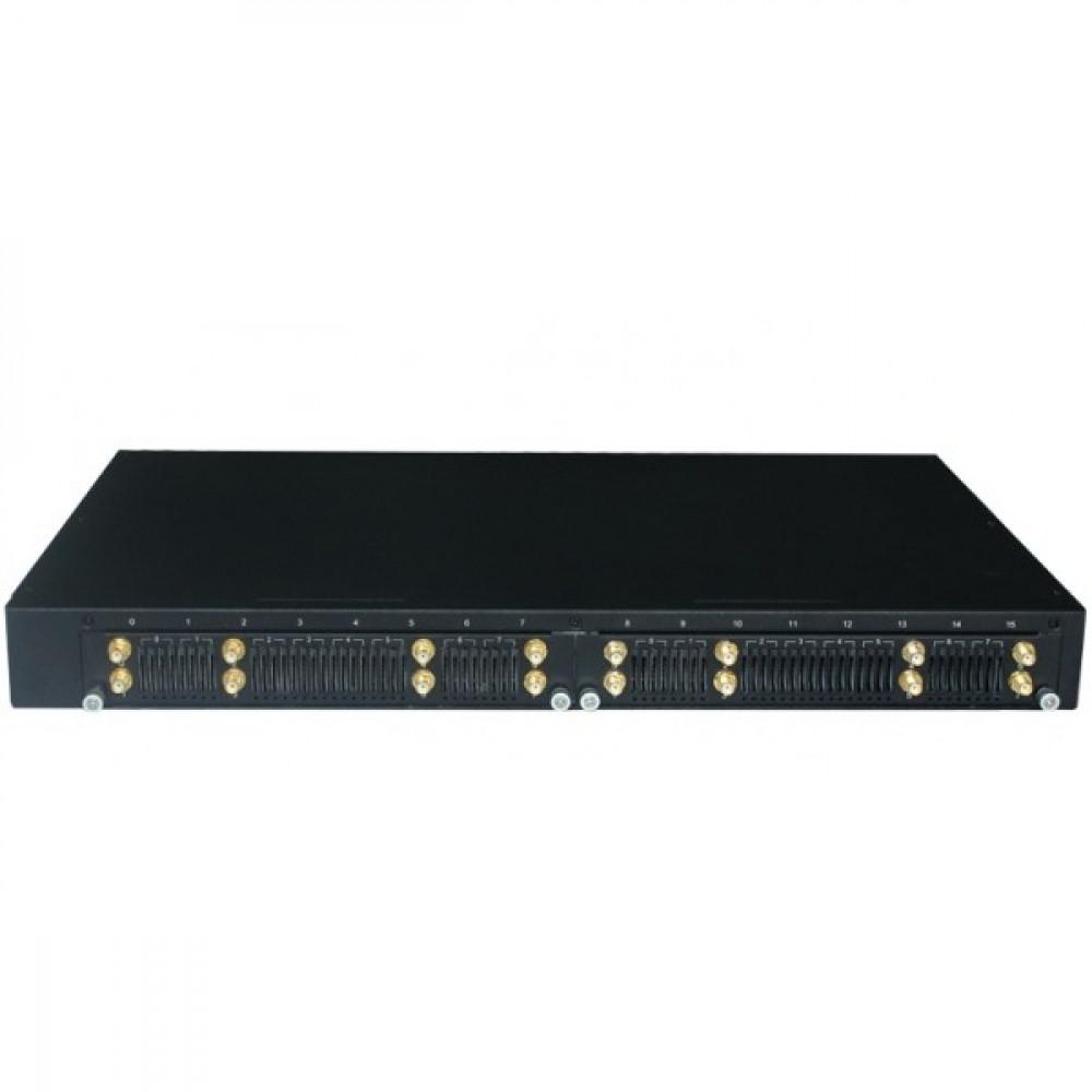GSM шлюз Dinstar UC2000-VF-16G-M-V131
