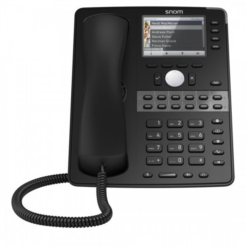 IP телефон Snom D765
