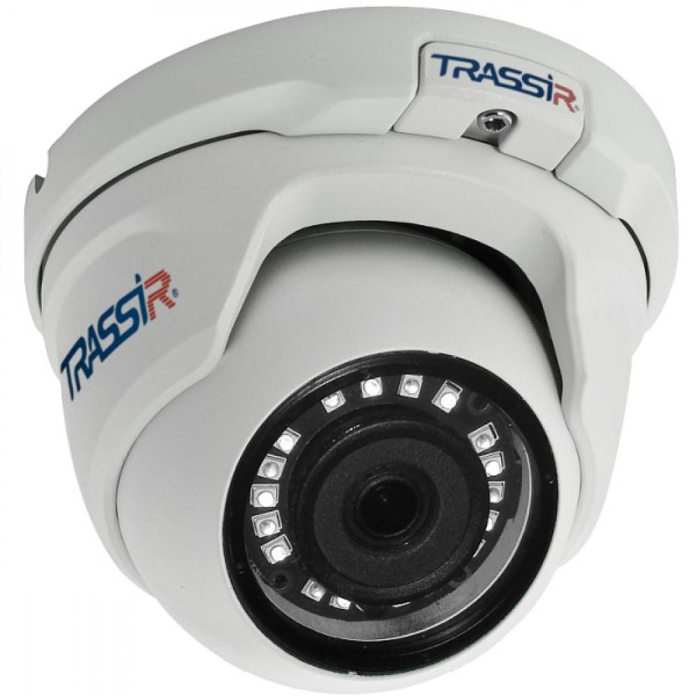 IP-камера TRASSIR TR-D8121IR2 (2,8 мм)