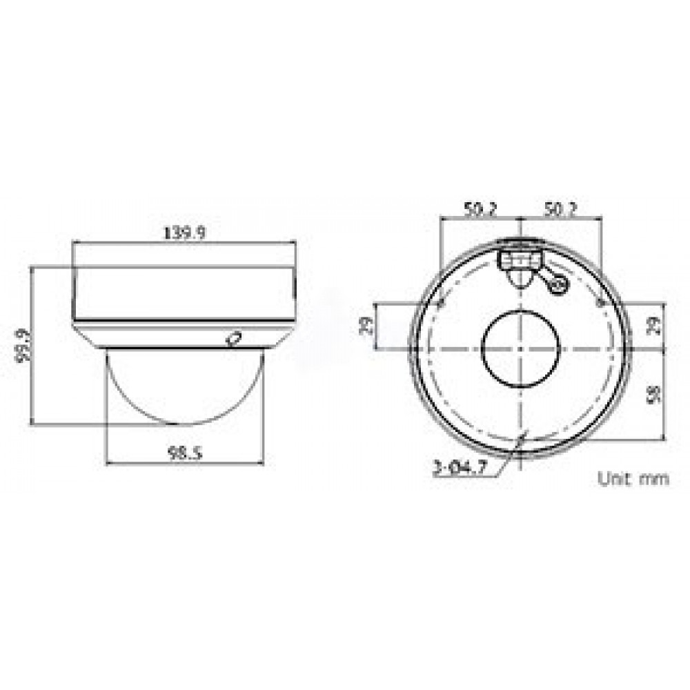 IP-камера Hikvision DS-2CD2720F-IS