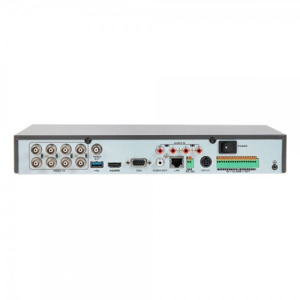 Відеореєстратор Turbo HD+AHD+IP Hikvision iDS-7208HQHI-K1/4S