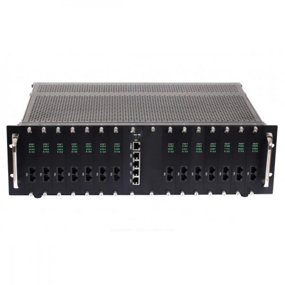 Плата розширення Dinstar DAG3000-8FXS