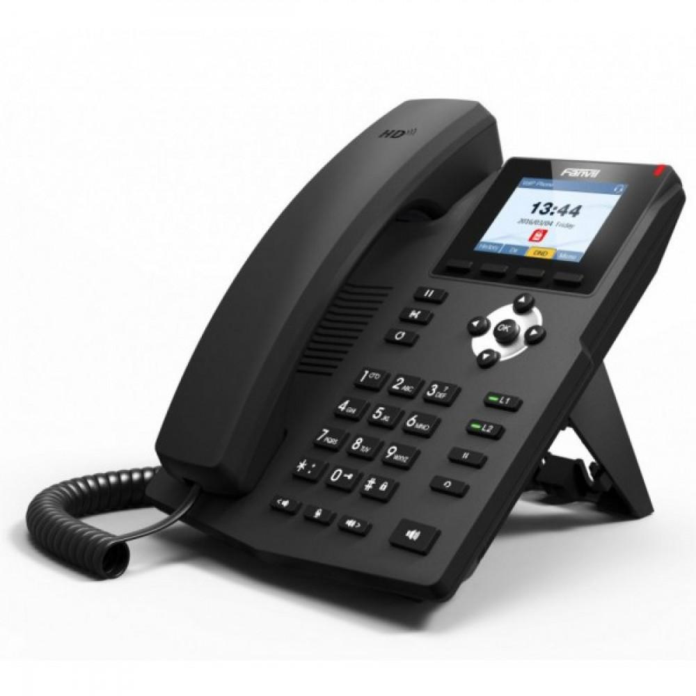 IP телефон Fanvil X3S