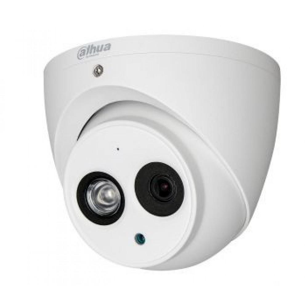 2 МП HDCVI відеокамера Dahua DH-HAC-HDW1200EMP-A-S3 (3.6 мм)