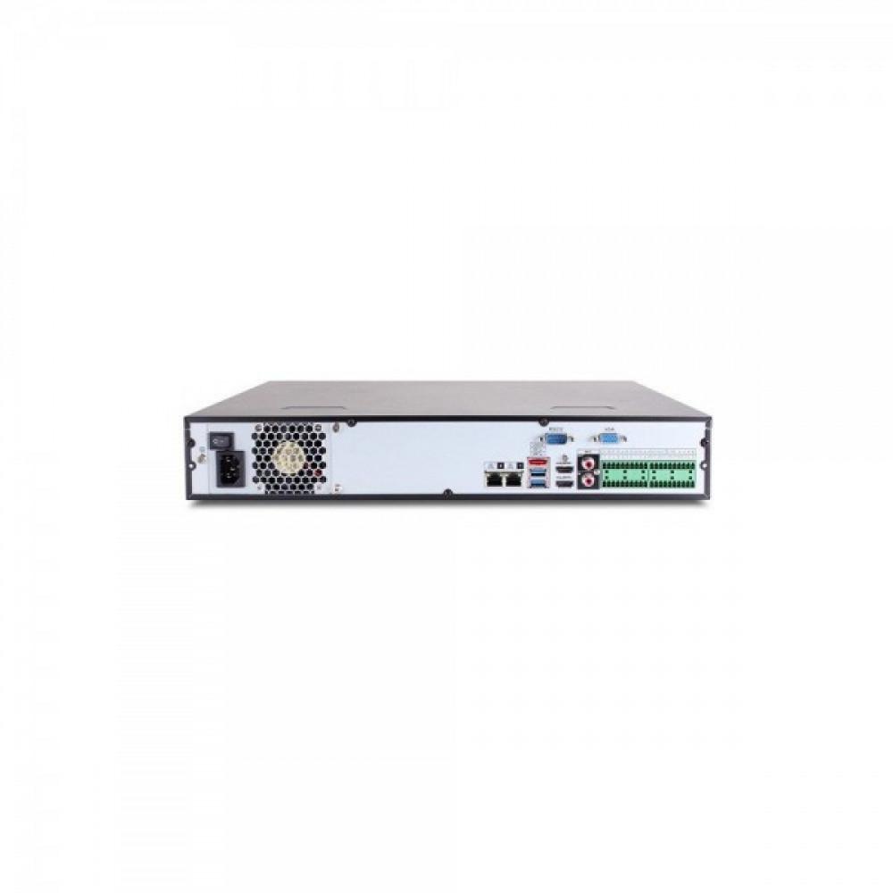 32-канальний 4K мережевий відеореєстратор Dahua DH-NVR5432-4KS2