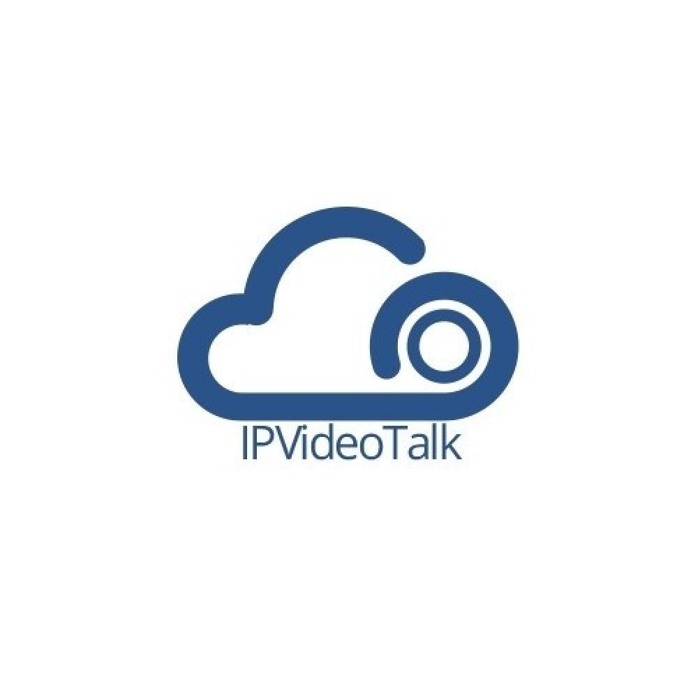 Сервіс хмарного ВКЗ IpVideoTalk - Pro Plan (100 Participants/49 Video Feeds/6 Hours/2Gb/Webinars)