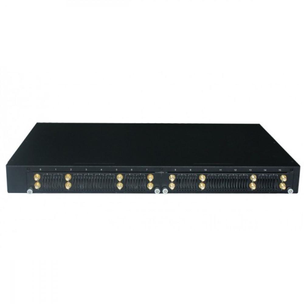 GSM шлюз Dinstar UC2000-VF-16G-V131