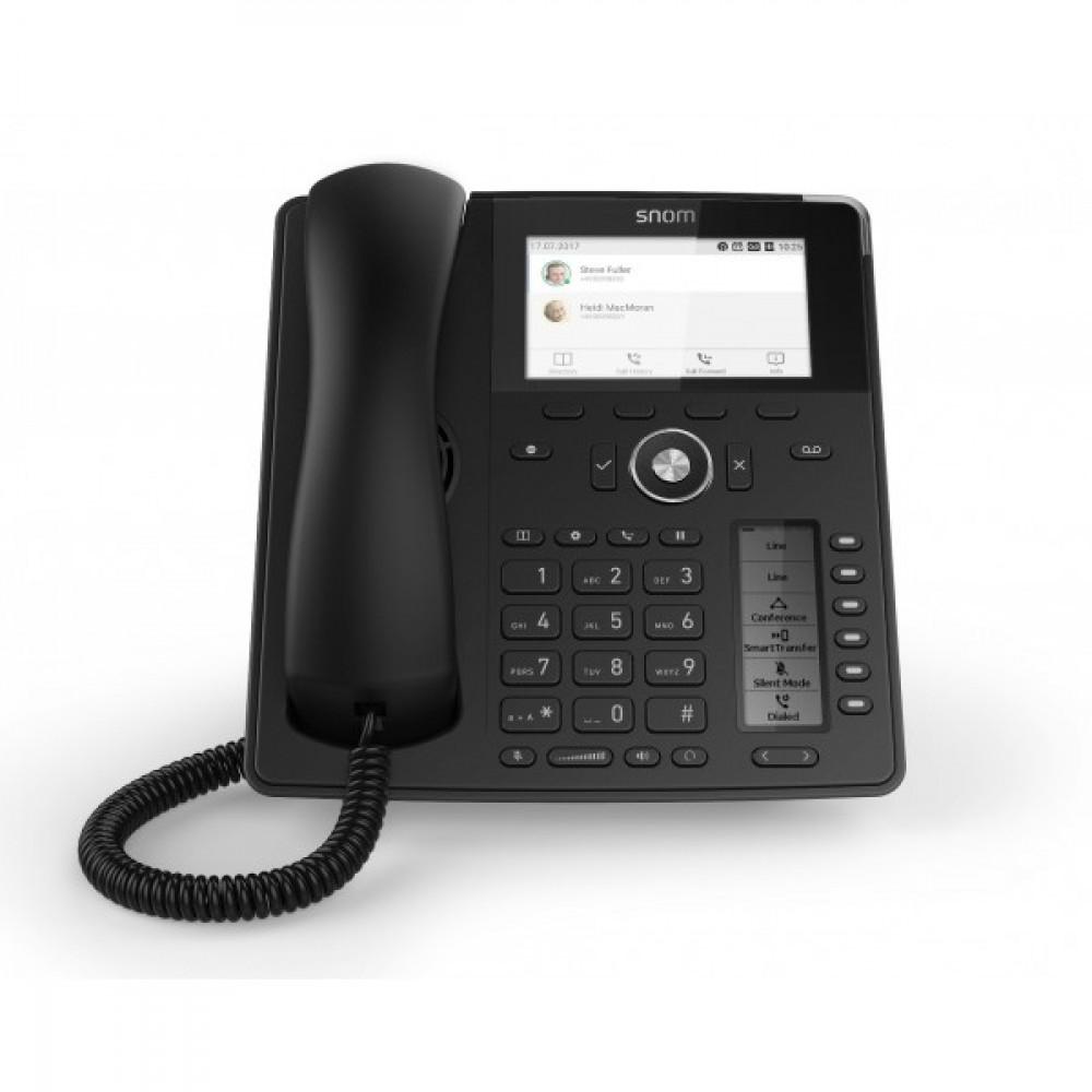 IP телефон Snom D785